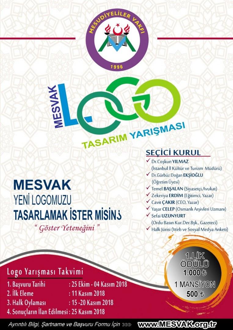 MESVAK, Logo Tasarım Yarışması Düzenliyor